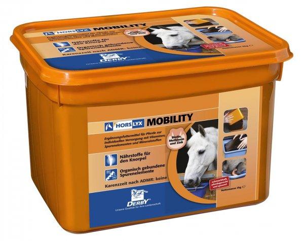 Derby® Horslyx sliksten til heste, Mobility, 5 kg