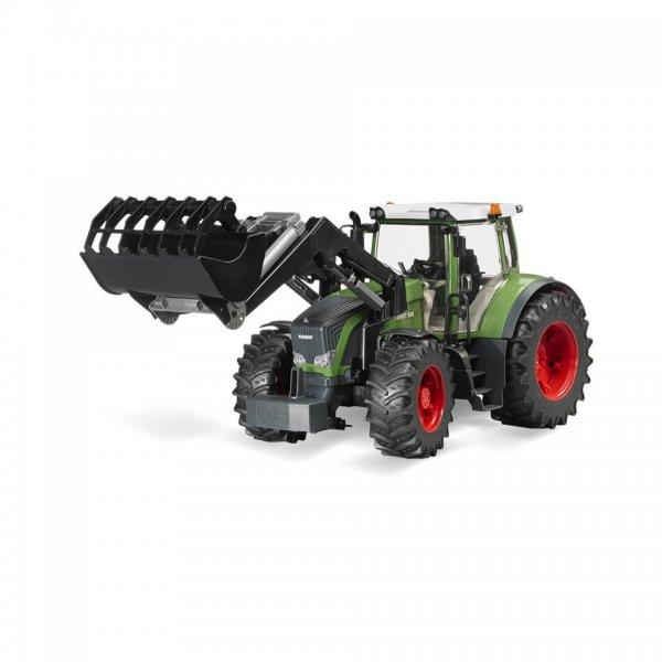 Bruder Fendt Traktor 936 Vario med frontlæsser