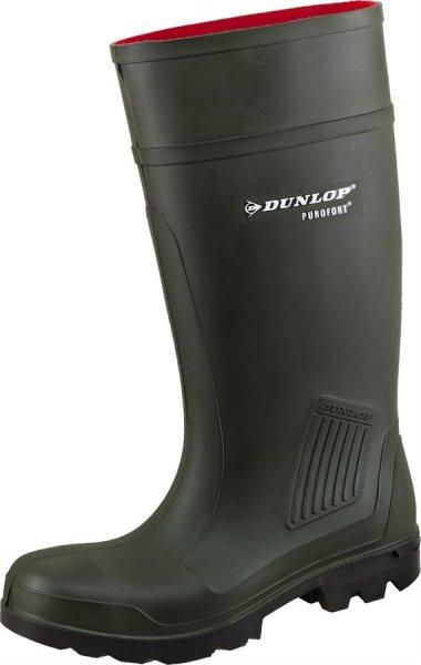 Dunlop Purofort S5, mørkegrøn