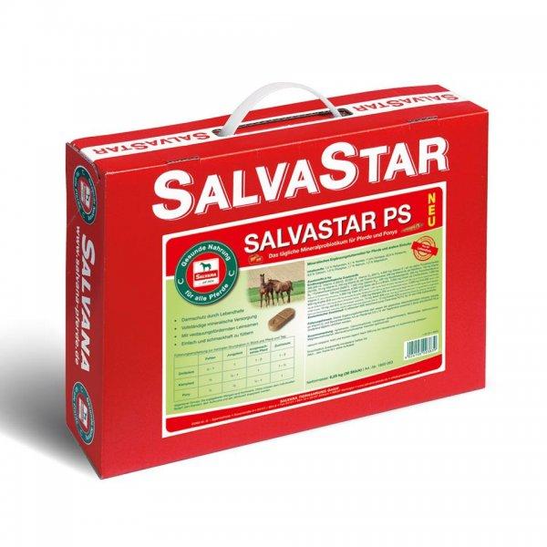 Salvana Salvastar PS med Æbler og Gulerødder til heste, 12,5 kg