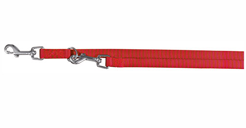 Trixie Premium V-snor, str. X-S: 2,00 m/10 mm, rød