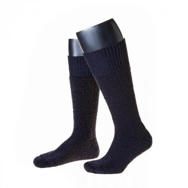 """Nordpol Sokke """"Immerwarm"""" læg, grå"""