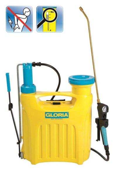 Gloria Rygsprøjte Hobby 1200, 12 liter