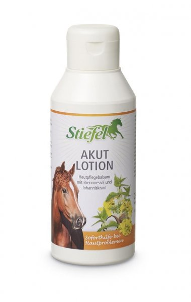 Stiefel Akut Lotion, 250ml