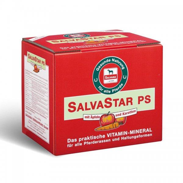 Salvana Salvastar PS mineralfoder til heste, 25 kg