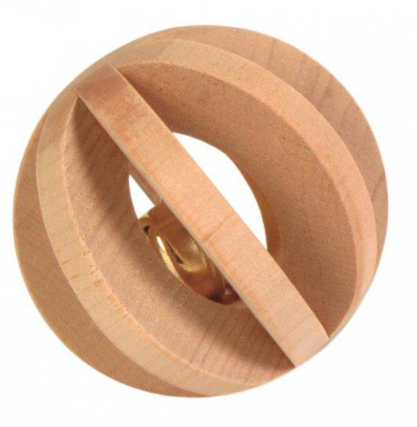 Trixie Lameltræbold med bøjl, ø 6 cm