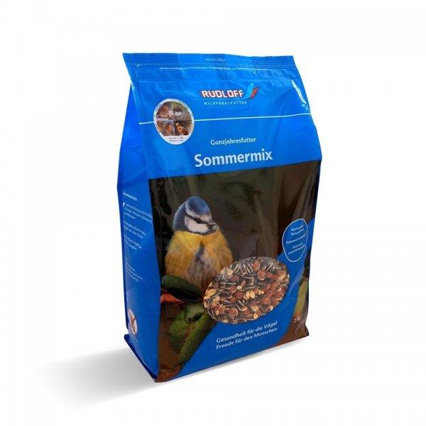 Rudloff Sommermix til vildtfugle, 2 kg