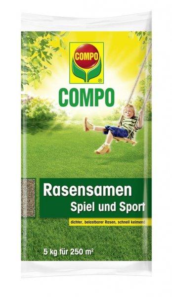 Compo plænefrø Sport og Spil, 5 kg