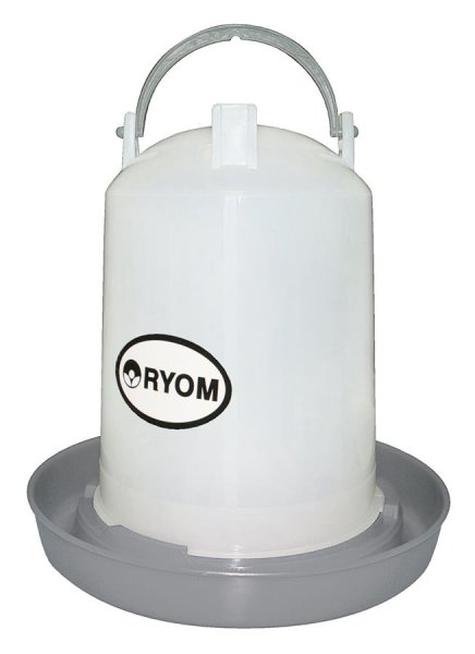 Ryom Fjerkrævander cylinder, 1,5 ltr.
