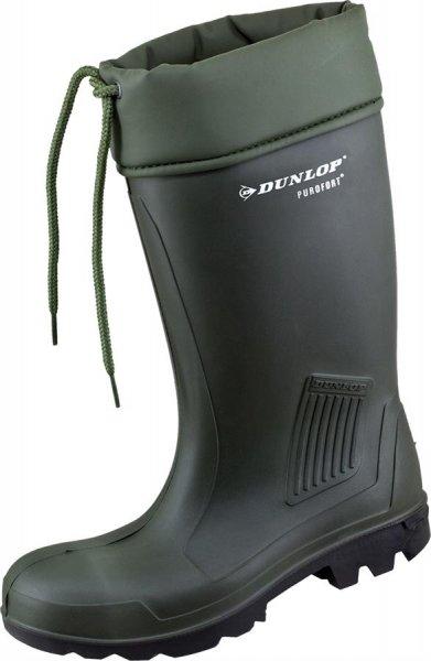 Dunlop Thermoflex S5, oliv mørk