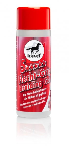 Leovet 5-stjernet Flet-Grip til heste